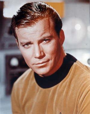 James Kirk (source: Wikipedia)